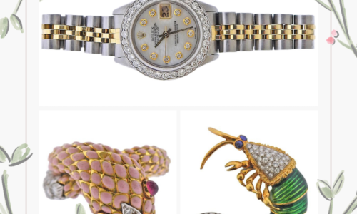 Holiday Jewels And Timepieces