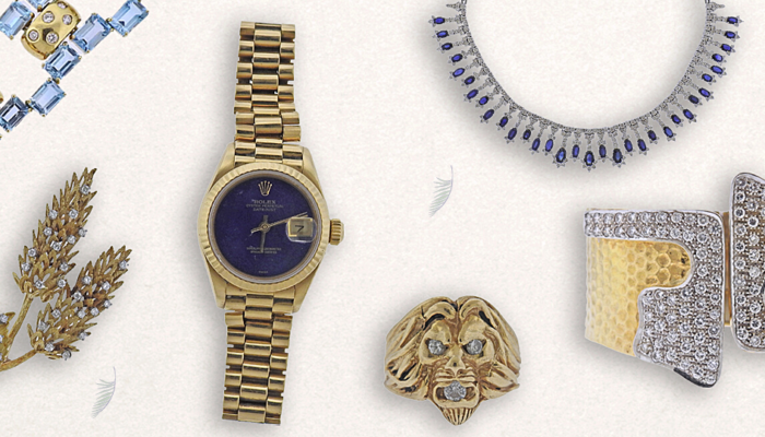 June Jewels And Timepieces